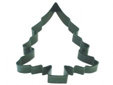 Green Large Christmas Tree Cookie Cutter